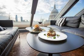 top 50 best london restaurants with a