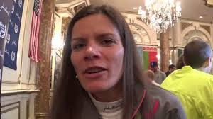 """We all have to respect the marathon."""" - Adriana Nelson"""