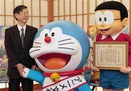 appoints cartoon ambassador world news asia pacific