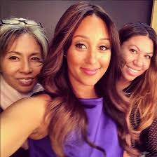 how to cover up dark spots tamera mowry
