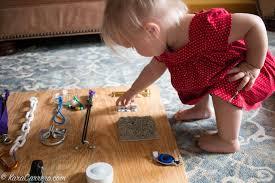 Diy Sensory Board Ideas For Babies Toddlers School Aged Kids