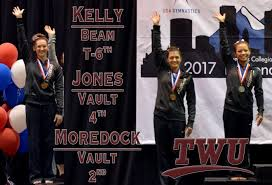 Pioneers claim 12 All-American honors at USAG Championships - Texas Woman's  University Athletics