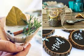 eco friendly homemade holiday gifts