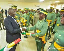 Akufo-Addo fulfils promise to Ghana Immigration Service » Awake News