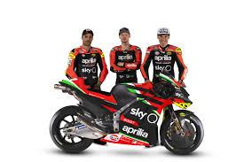 Aprilia Racing Team Gresini's 2020 MotoGP Livery - Cycle News