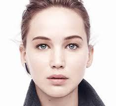 jennifer lawrence dior makeup tutorial