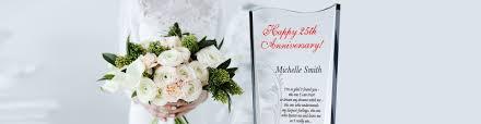 25th wedding anniversary wording ideas