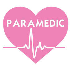Paramedic Decal Southern Caliber Decals