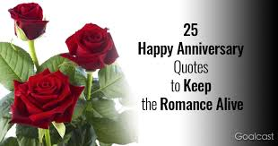 happy anniversary quotes to keep the r ce alive
