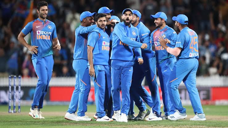 Image result for India vs New Zealand 4th T20I""
