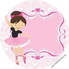 Mini Kit De Ballerina Para Imprimir Gratis Festa Bailarina