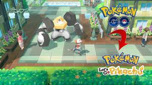 Tout savoir sur le transfert de Pokémon de Go à Let's Go - Meltan ...