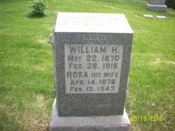 Rosa Adeline Walker Shewry (1876-1943) - Find A Grave Memorial