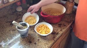 homemade hominy recipe in the