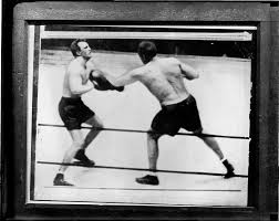 Fatal blow to Ernie Schaaf from Primo Carnera - Digital Commonwealth