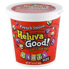 heluva good french onion dip 24 oz