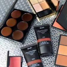 blush blusher sleek makeup
