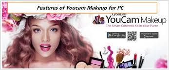 youcam makeup for puter saubhaya