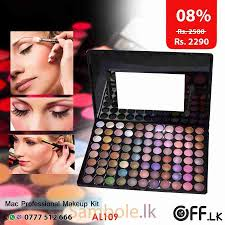 mac professional makeup kit le lk
