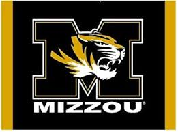 Amazon Com 5 Inch Truman The Tiger Mizzou Decal Mu University Of Missouri Tigers M Logo Mo Removable Wall Sticker Art Ncaa Home Room Decor 5 By 3 1 2 Inches Baby