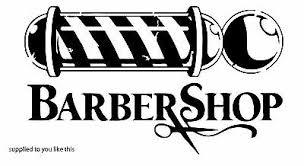 Barbers Pole Window Shop Front Vinyl Sticker Decal Wall Art Eur 8 85 Picclick Ie
