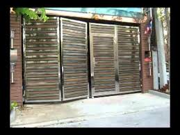 Folding Swing Gates Entrance Gates Design Door Gate Design House Gate Design