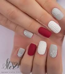 colours design concepts winter nail artwork