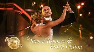 strictly e dancing star karen hauer