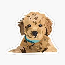 Puppy Stickers Redbubble