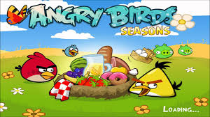 Angry Birds Seasons - Summer Pignic Theme (+ Ambient) - YouTube