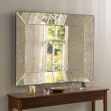 lyon antique mirror 122x91cm