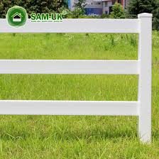 China 16 Ft Two Rail Vinyl Horse Fencing Cost Effective China Vinyl Horse Fencing Vinyl Horse Fence