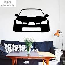 2 X Desirable Cars Wrx Sti Hawkeye Fashionable Life Car Sticker For Wall Motorhome Truck Window Door Kayak Vinyl Decal Aliexpress