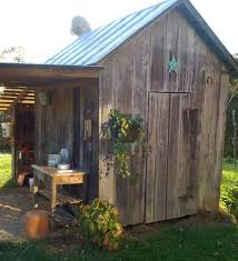 16 garden shed design ideas for you to