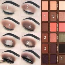 makeup tutorial step by step for