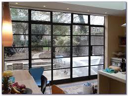 broken window glass aluminum frame