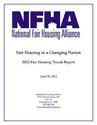 Https Nationalfairhousing Org Wp Content Uploads 2017 04 Fair Housing Trends Report 2012 Pdf