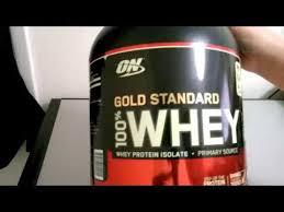 gold standard isolado optimum nutrition