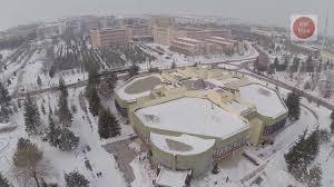 Gökyüzünden Selçuk Üniversitesi Kampüs - YouTube