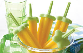 tropical smoothie ice blocks healthy