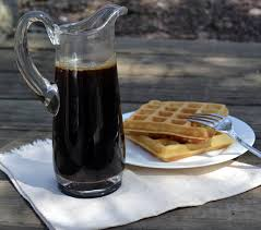 homemade breakfast pancake syrup