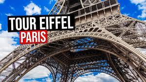 eiffel tower facts history floors