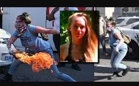"""FBI Quickly Capture """"Floyd Arsonist"""" By Tracking Her Custom-Made ..."""