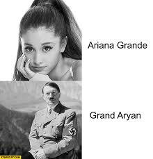 ariana grande grand adolf