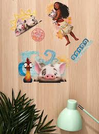 Disney Moana Wall Decals