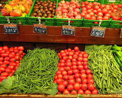 fruits vegetables fresh tomato red