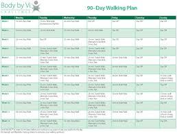 9 90 day workout plan examples pdf