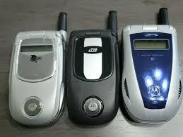 Motorola V series V557 - Silver ...