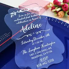 Invitaciones Personalizadas Online Invitaciones De Cumpleanos