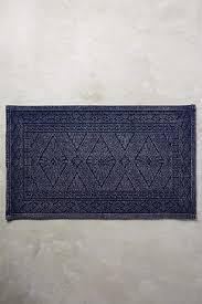 anthropologie misona bath mat luxury